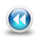 Glossy 3d blue orbs2 056 icon