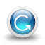 Glossy-3d-blue-orbs2-092 icon