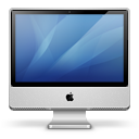 iMac 2007 2 icon
