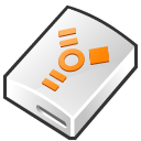 Hdd firewire icon