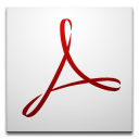 Adobe Acrobat CS 4 icon