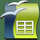 OpenOffice Calc icon