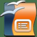 OpenOffice Impress icon