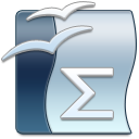 OpenOffice Math icon