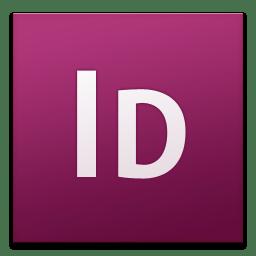 Adobe InDesign CS 3 icon