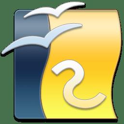 OpenOffice Draw icon