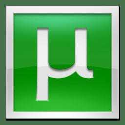 UTorrent Square icon