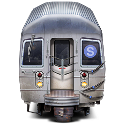 Subway Car icon