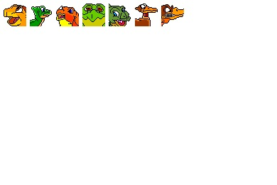 Land Before Time Icons
