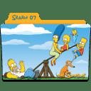 The Simpsons Season 07 icon
