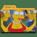 The Simpsons Season 14 icon
