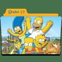 The Simpsons Season 17 icon