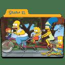 The Simpsons Season 21 icon