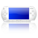 Psp white 2 3 icon