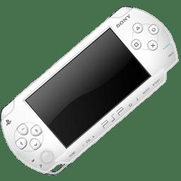 Psp white 2 icon