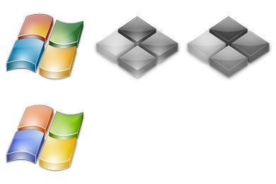 Windows Flag Icons