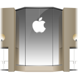 Apple Store Louvre Front icon