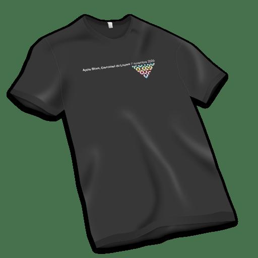 Apple-Store-Tshirt icon