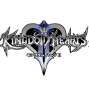Kingdom Hearts II Logo icon