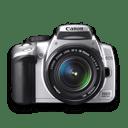 EOS 350D Silver icon