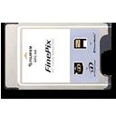 Fuji Finepix xD SmartMedia icon