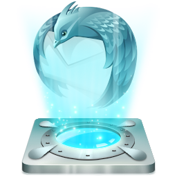 Thunder bird icon