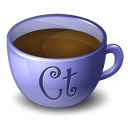 Coffee Contribute icon