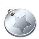 Shiny favorites icon