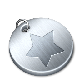 Shiny favorites icon