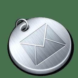 Shiny mail icon
