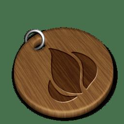 Woody burn icon