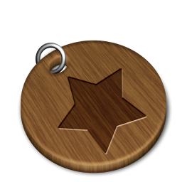 Woody favorites icon