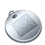 Shiny-mail icon