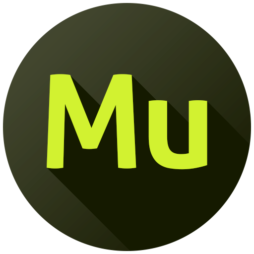Adobe-Muse icon
