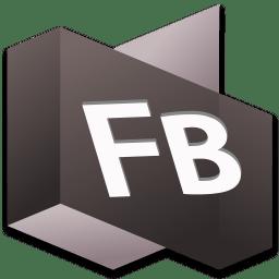 Flash Builder 1 icon