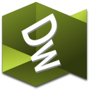 Dreamweaver 1 icon