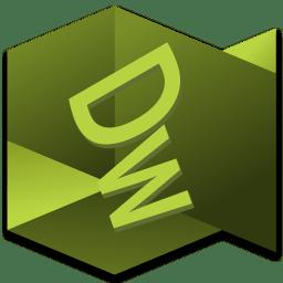 Dreamweaver 2 icon