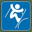 Freestyle Skiing Slopestyle icon