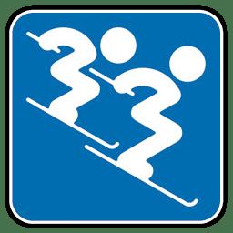 Alpine Skiing 3 icon