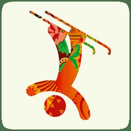Sochi 2014 freestyle icon