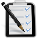 Actions mail mark task icon