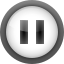 Actions media playback pause icon