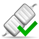 Actions network connect icon