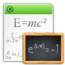 Apps kformula icon