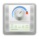 Apps multimedia volume control icon