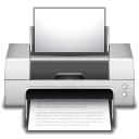 Apps preferences desktop printer icon