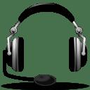 Devices-audio-headset icon