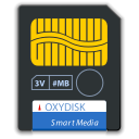 Devices media flash smart media icon