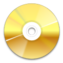 Devices media optical recordable icon