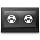 Devices media tape icon